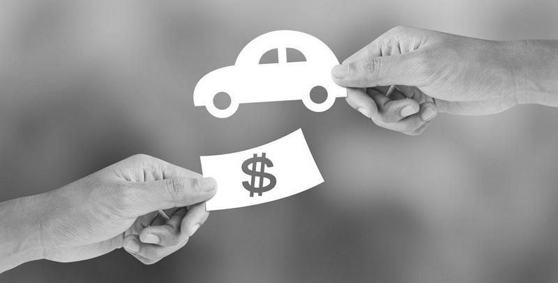 Financieren-auto